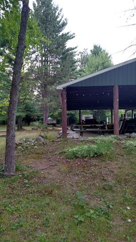 Lewiston Shady Acres campgrounds and cottages in Lewiston, Michigan